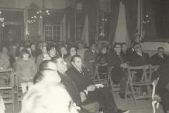 Miguel Álvarez Sotomayor en salón