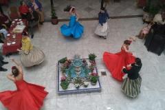 Baile por fandangos