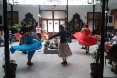 Bailes por sevillanas