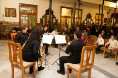 Concierto orquesta joven del conservatorio  noviembre 2013